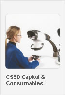 CSSD Capital and Consumables