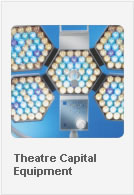 Theatre Capital Equipment